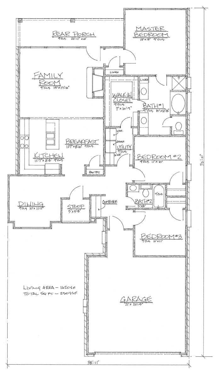 Clinton Zero Lot House Plans French Country on country home house plans, french house floor plans, home narrow lot house plans, french style house plans, 6 bedroom country floor plans, new orleans french quarter floor plans, zero lot line building,