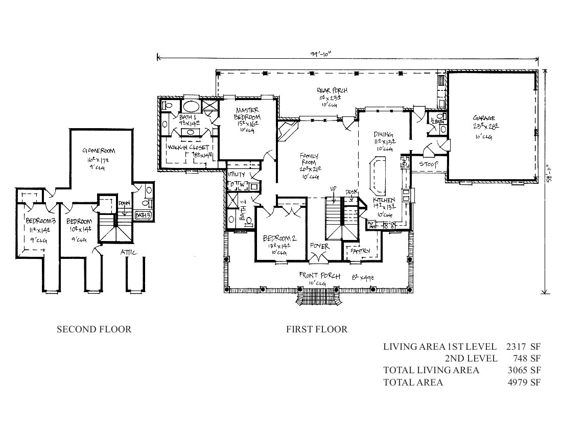 Gomez kabel for Acadian home plans